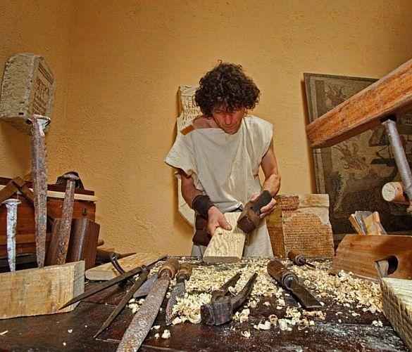 Piano di valorizzazione del mibact i giorni romani di for Ricette romane antiche