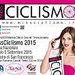 A Cava de'Tirreni arriva la Kermesse �Miss Ciclismo 2015�