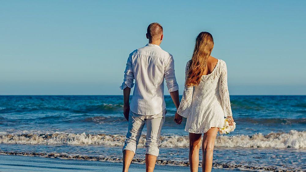 """Matrimonio Spiaggia Cilento : Promozione del prodotto """"matrimonio nel cilento con"""