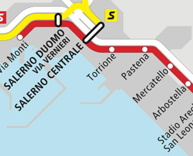 roma metropolitana linea blu salerno - photo#22