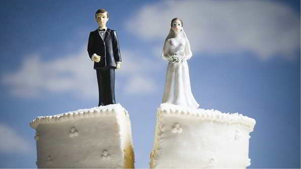 Che risale una donna appena divorziata