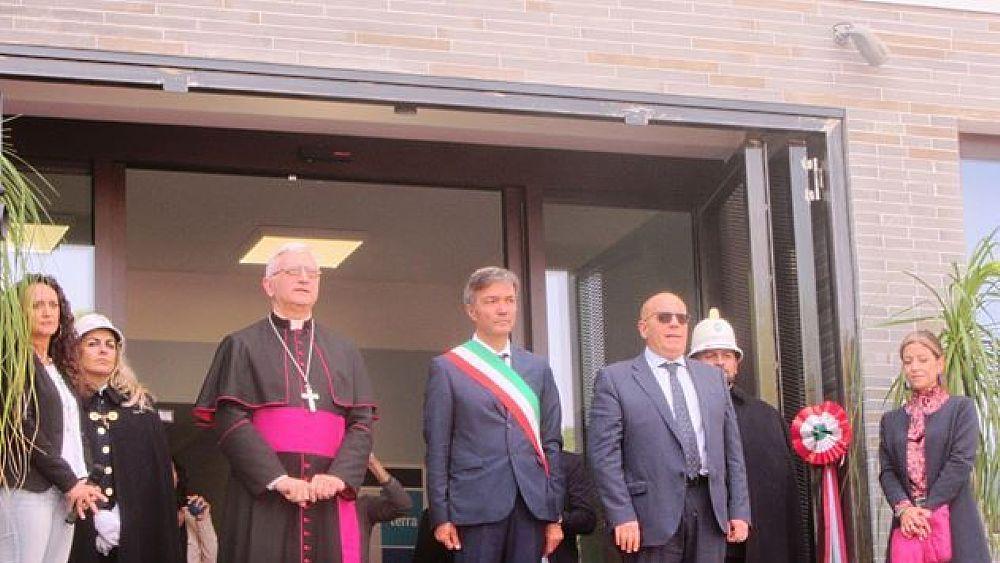 05112018 inaugurazione castellabate casa comunale