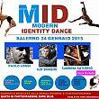 A Salerno il MID modern identity, danza professionale moderna e contemporanea