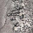 Comuni foto - 07022018 strada rotta