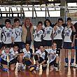L'under 15 maschile dell'Indomita Salerno si � laureata campione provinciale, chiudendo il campionato imbattuta a punteggio pieno