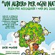 CastellabateNotizie foto - 07062017 cast albero per ogni nato