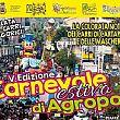 Carnevale estivo, una spettacolare sfilata dei carri allegorici lungo le principali vie di Agropoli