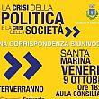 Incontro �La crisi della politica e la crisi della societ��