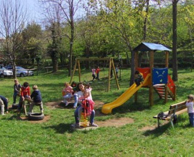 Extrêmement Salerno, dov'è un parco giochi per bambini? non possono crescere  KN71