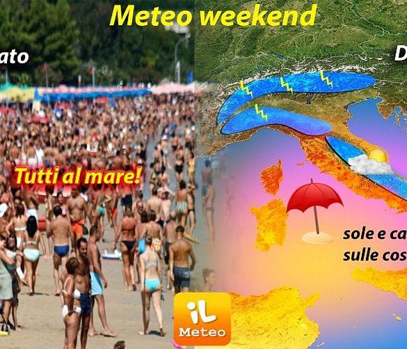 'Nerone' infiamma l'Italia, nel weekend 'allerta' caldo in 8 città