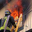 Cronaca foto - 09032017 incendio abitazione