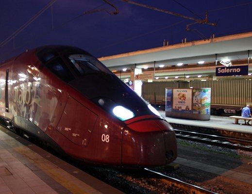 Treni ecco i nuovi collegamenti italo da salerno a - Treni torino porta susa ...