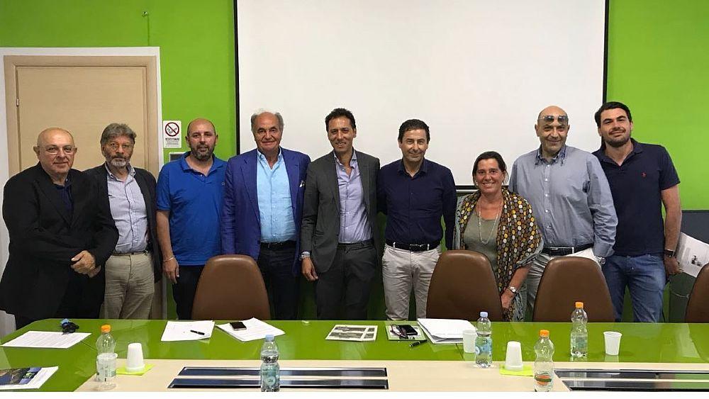 10062018 Foto comitato promotore Distretto Agroalimenta