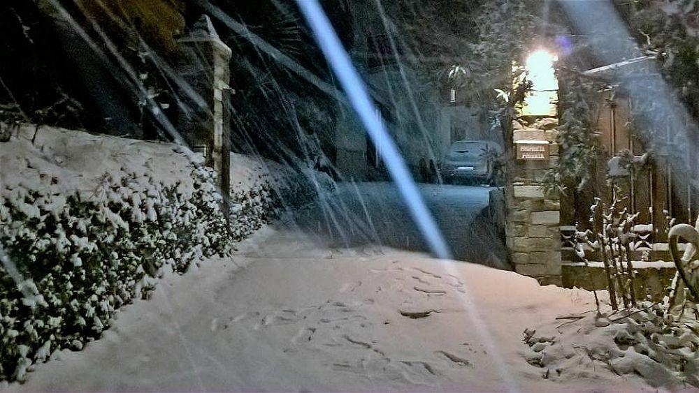 11012017 neve nel cilento