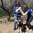 Attualita foto - 11042017 agnelli e volontari