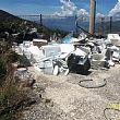 Ambiente foto - 11052017 rifiuti abbandonati