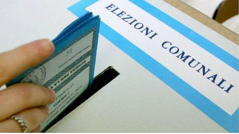 11062018 elezioni comunali