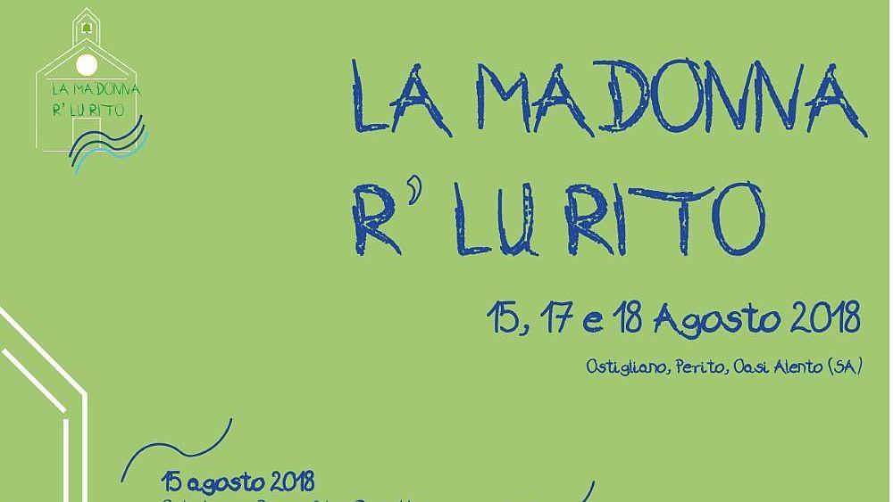 11082018 locandina maronna rito