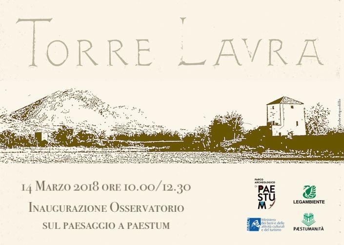 A paestum inaugurazione osservatorio sul paesaggio nella - Porta sirena capaccio ...