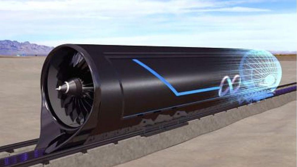 12052016 Hyperloop one