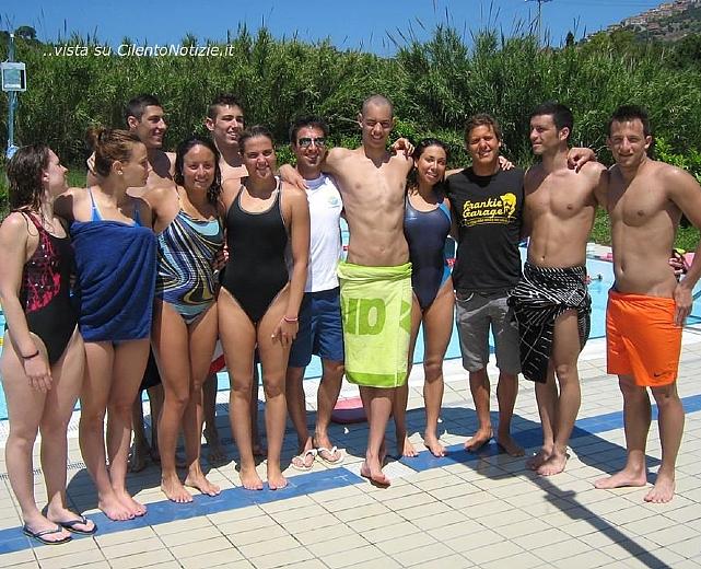 12062013 atleti della nazionale di fondo a Castellabate