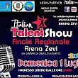 Spettacoli-eventi foto - 12062018 ITALIAN TALENT SHOW