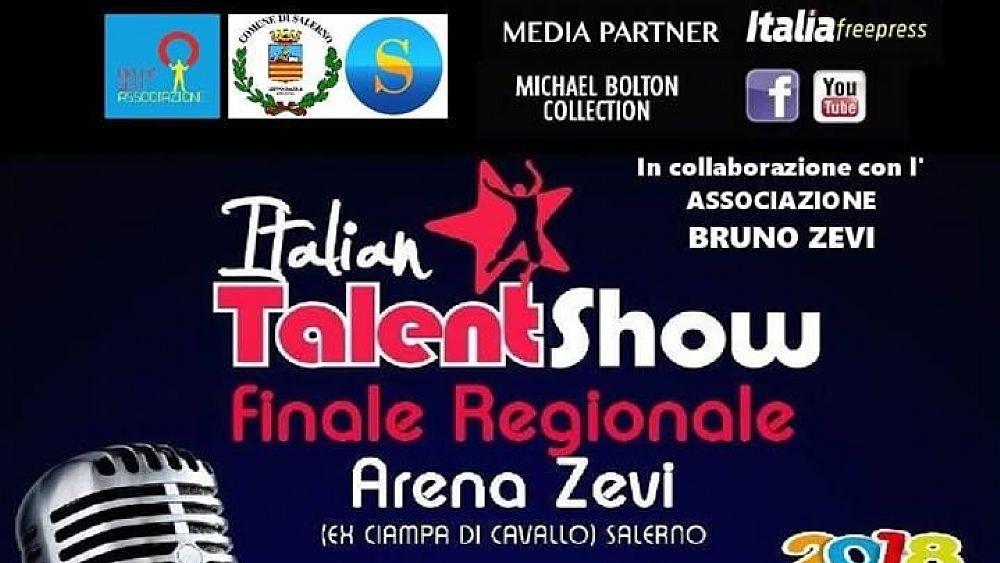 12062018 ITALIAN TALENT SHOW