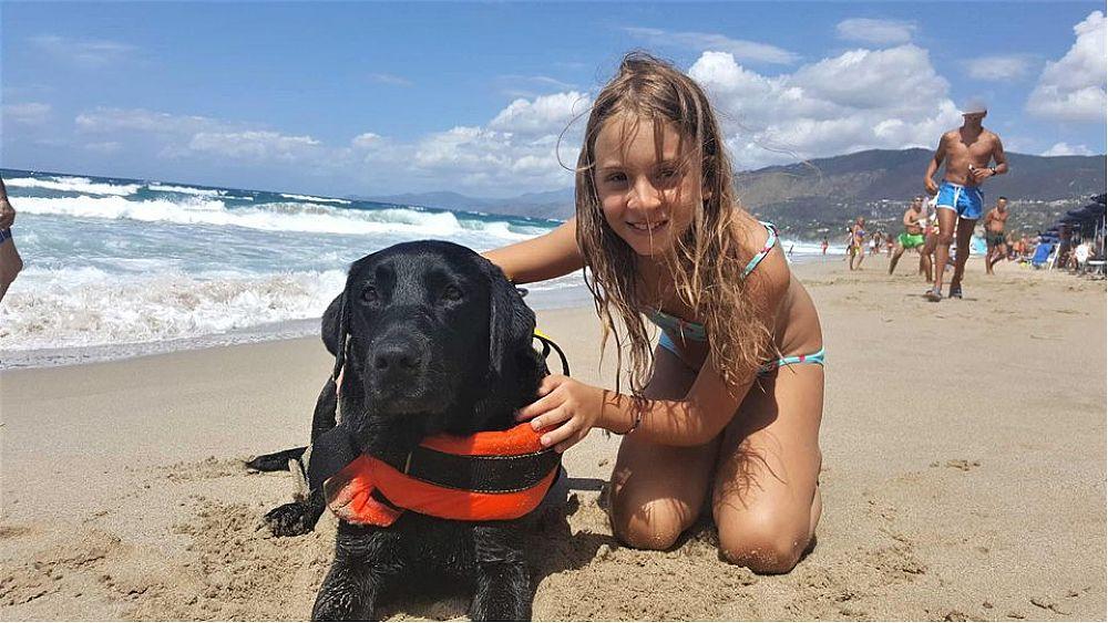 12082017 salvata da cane bagnino