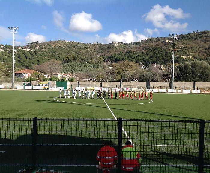 13022016 polisportiva santa maria calcio inizio