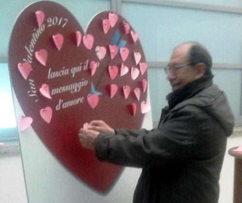 poste e san valentino