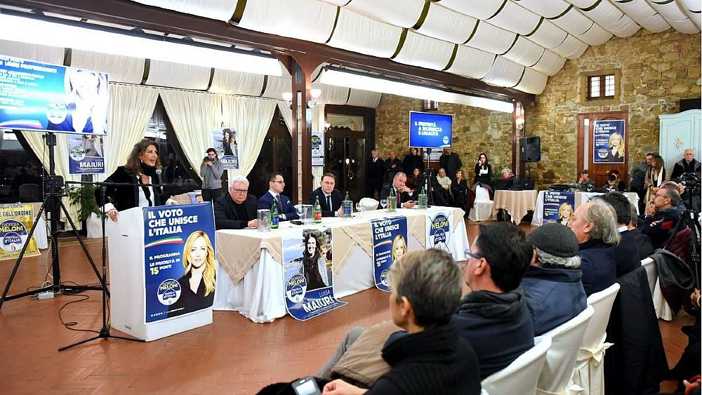 13022018 LUISA MAIURI FRATELLI DITALIA CASTELLABATE APERTURA CAMPAGNA1