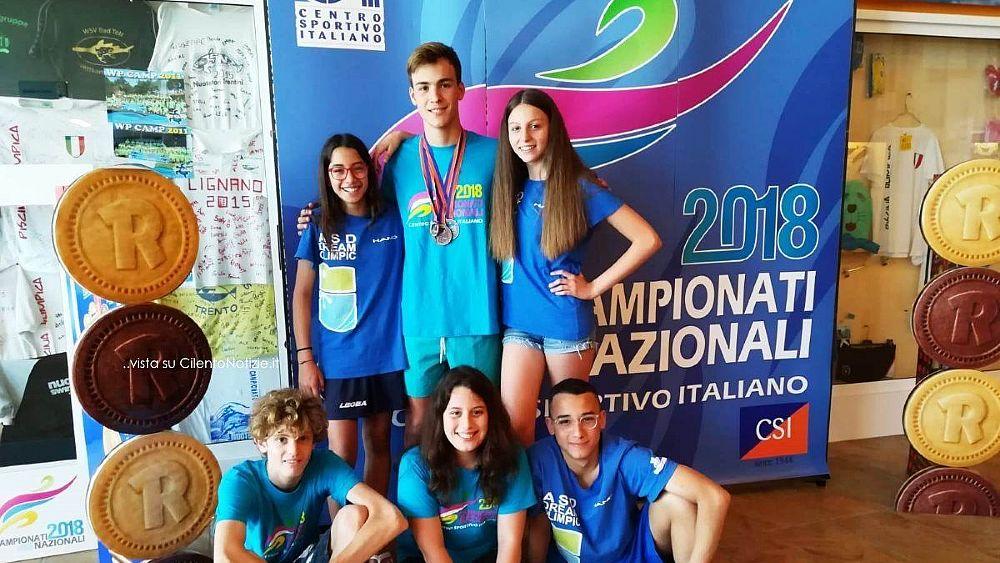 13062018 DreamOlimpic Campionati italiani nuoto