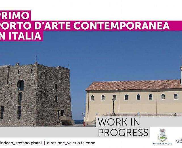 13072015 porto d arte contemporanea
