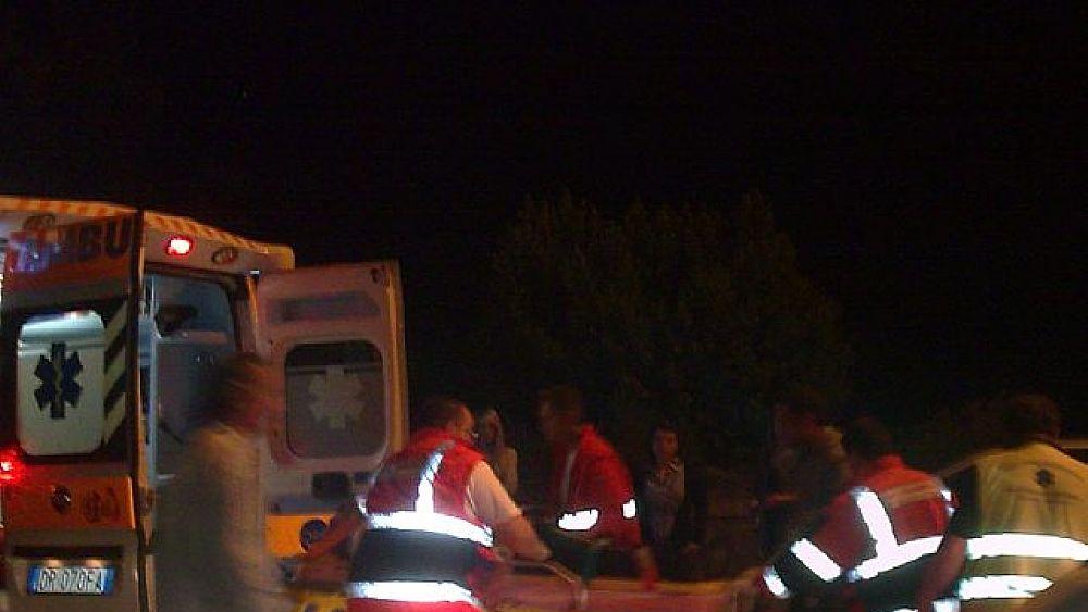 13092017 ambulanza notte
