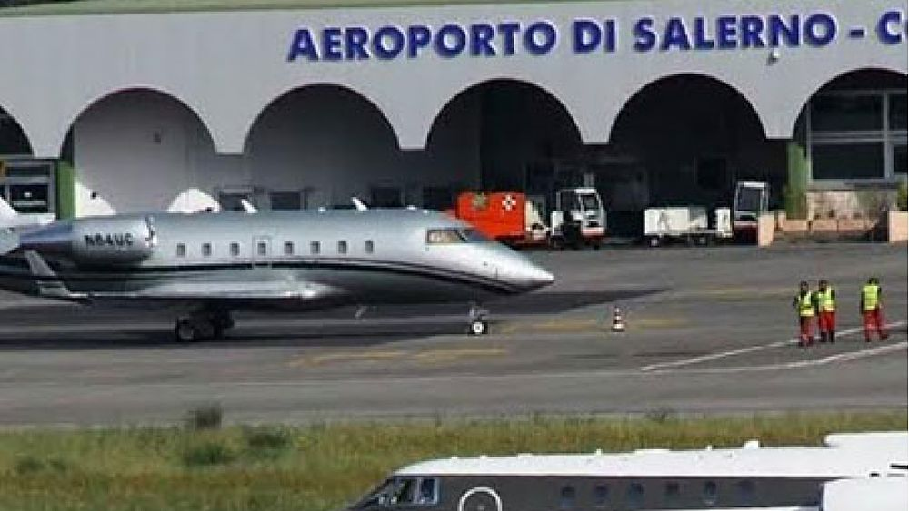 Aeroporto Salerno : Aeroporto salerno costa d´amalfi aumento di capitale