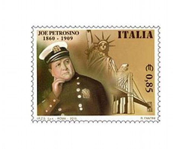 Marisa-Russo foto - 14052017 francobollo Joe Petrosino