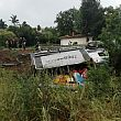 Agropoli Notizie foto - 14082018 camion scarpata
