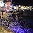 Marina di CamerotaNotizie foto - 14122016 scogliera camerota illuminata