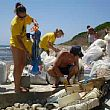 Campania, una tre giorni di pulizia spiagge grazie ai volontari di Legambiente