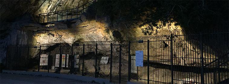 grotta cala camerota