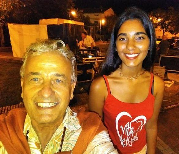 Tonino-Luppino foto - 15082018 Selfie con Talveen