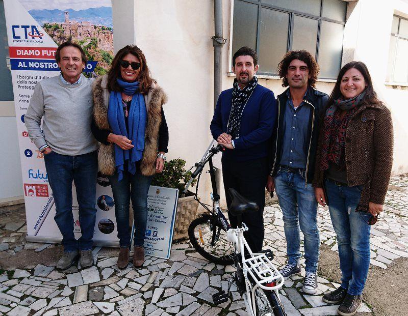 castellabate e bike