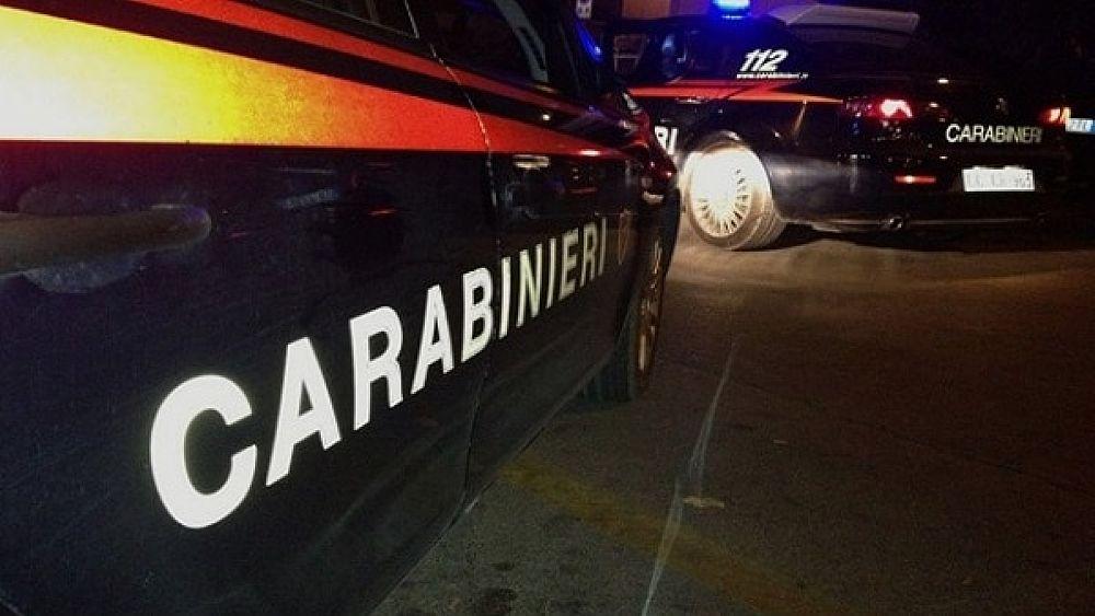 16042018 carabinieri notte