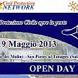 Civil Protection Network a San Pietro al Tanagro. L'Open Day di Protezione Civile