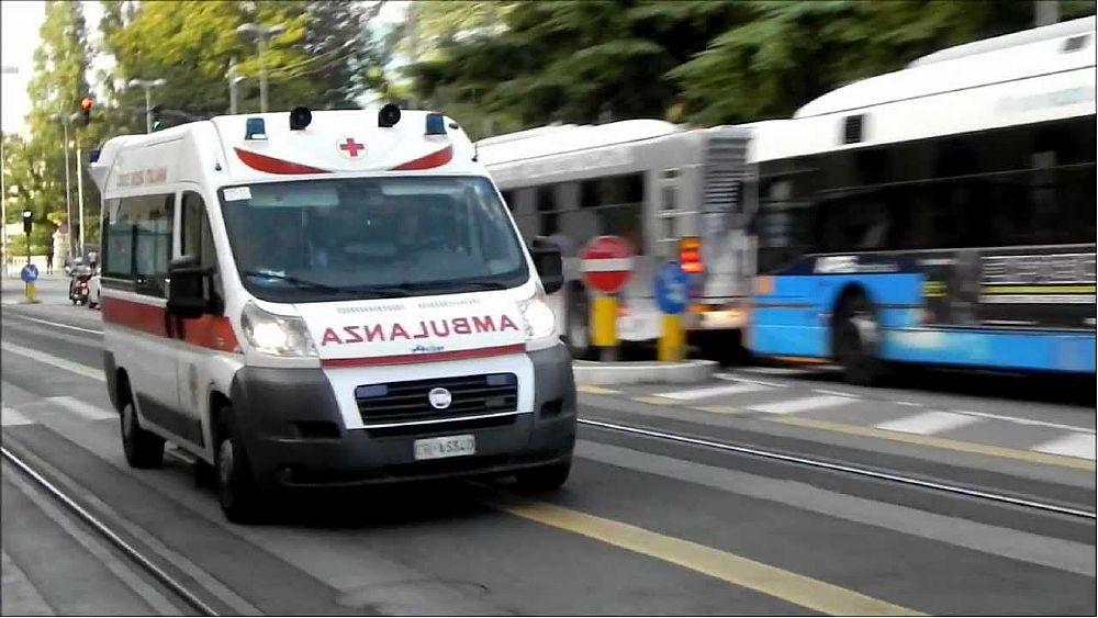 16102016 ambulanza