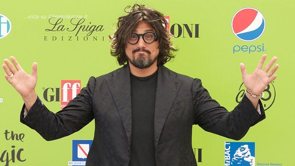 17072017 Giffoni Film Festival   Alessandro Borghese