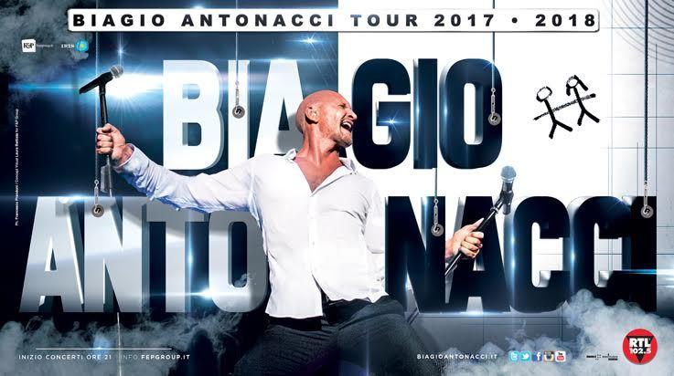 biagio antonacci live