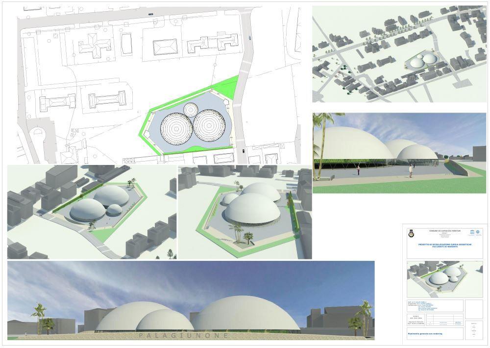 cupole rendering