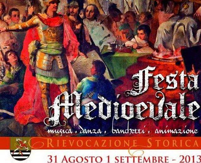 Festa medievale Cava de' Tirreni 31 agosto - 1 settembre ...
