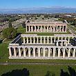 Avvisi foto - 18112017 Paestum   area archeologica   veduta aerea